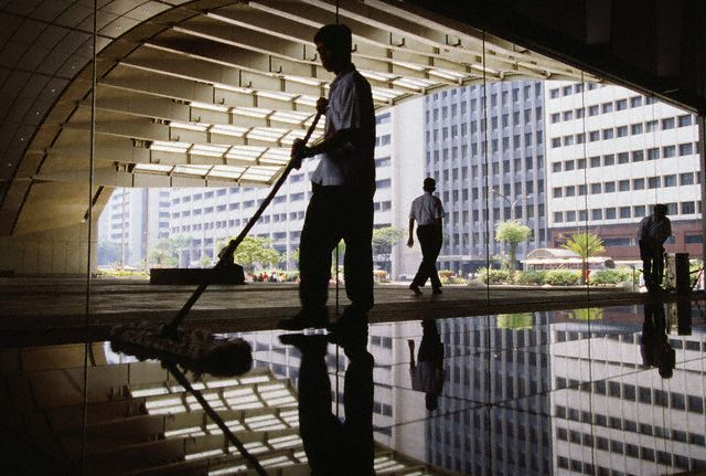 Janitorial Services in Tulsa, Oklahoma