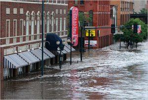 flooding disaster, repair, restore
